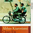Mohsen Makhmalbaf and Hossain Sabzian in Nema-ye Nazdik (1990)