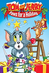 Primary photo for Tom and Jerry: Paws for a Holiday