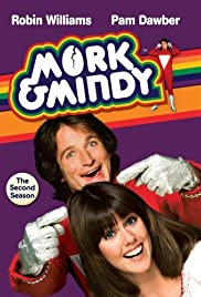 Mork in Never-Never Land Poster