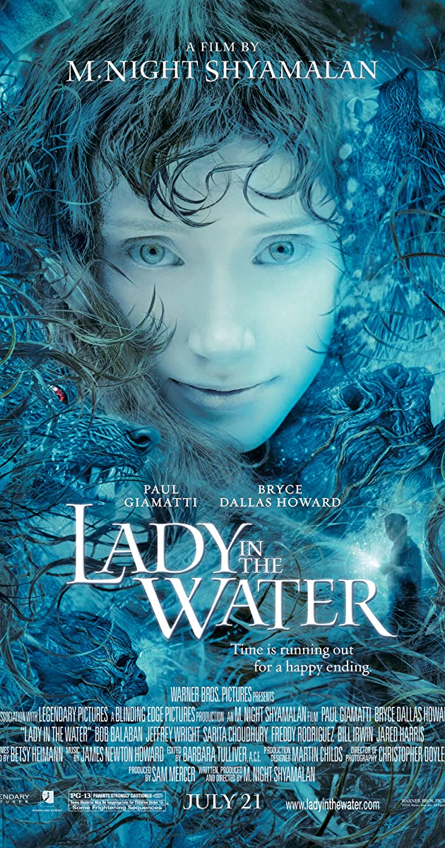 Subtitle of Lady in the Water