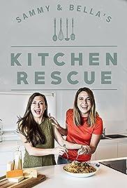 Sammy & Bella's Kitchen Rescue Poster