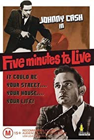 Johnny Cash in Five Minutes to Live (1961)