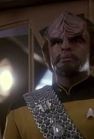 Michael Dorn in Star Trek: Deep Space Nine (1993)