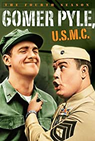 Jim Nabors and Frank Sutton in Gomer Pyle: USMC (1964)