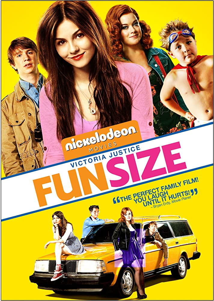 Fun Size (2012) Dual Audio Hindi 300MB BluRay 480p x264 ESubs
