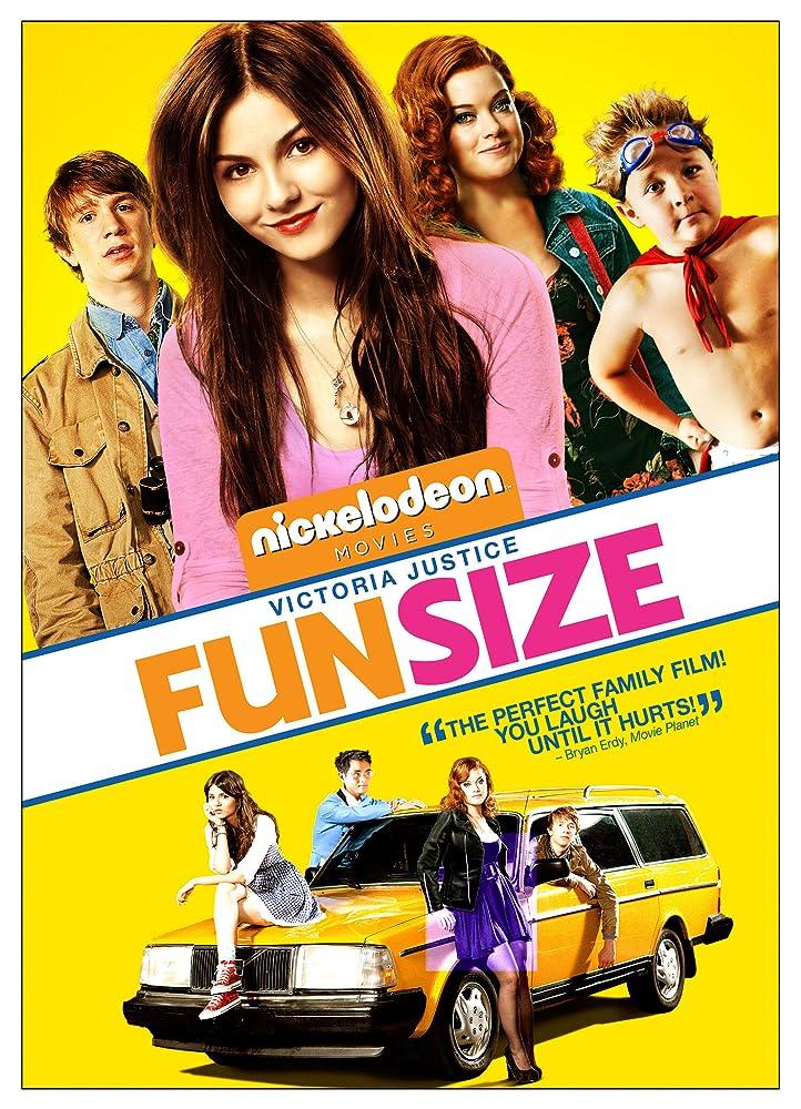 Fun Size (2012) Hindi Dubbed