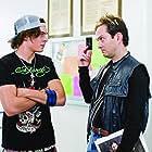 Thomas Lennon and Zac Efron in 17 Again (2009)