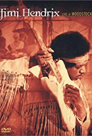 Jimi Hendrix: Live at Woodstock(1999) Poster - Movie Forum, Cast, Reviews