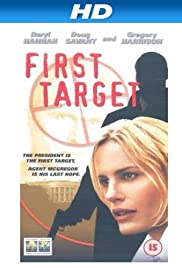 First Target Poster