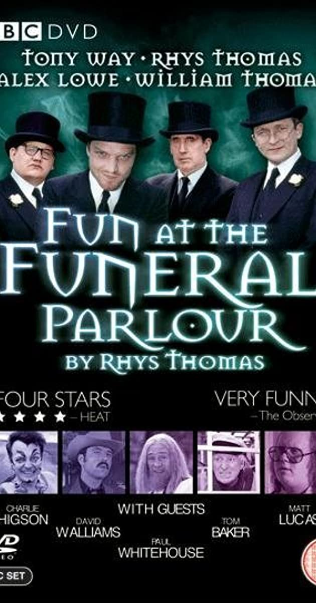 Fun At The Funeral Parlour Tv Series 20012002 Imdb