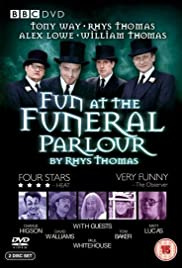 Fun at the Funeral Parlour Poster