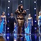Jamie Foxx, Beyoncé, Sharon Leal, Keith D. Robinson, Anika Noni Rose, and Jennifer Hudson in Dreamgirls (2006)