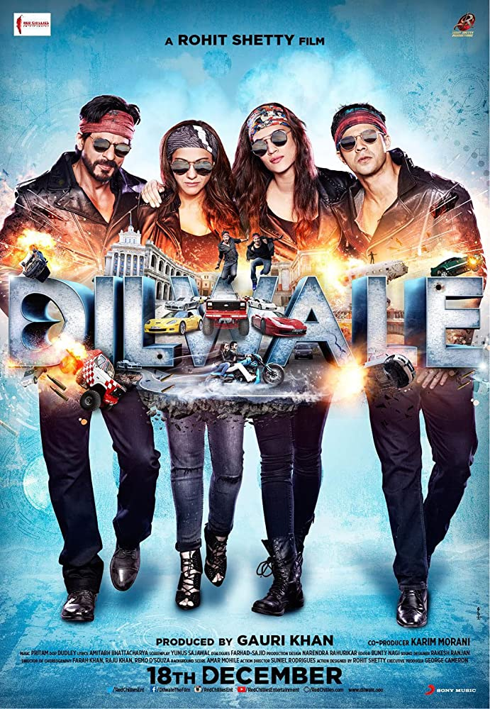 Dilwale Hindi movie watch online