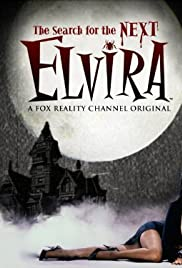 The Search for the Next Elvira Poster