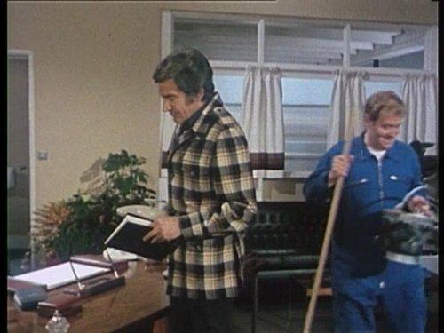 Gene Barry in The Adventurer (1972)
