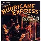 John Wayne and Shirley Grey in The Hurricane Express (1932)