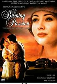 A Burning Passion: The Margaret Mitchell Story Poster