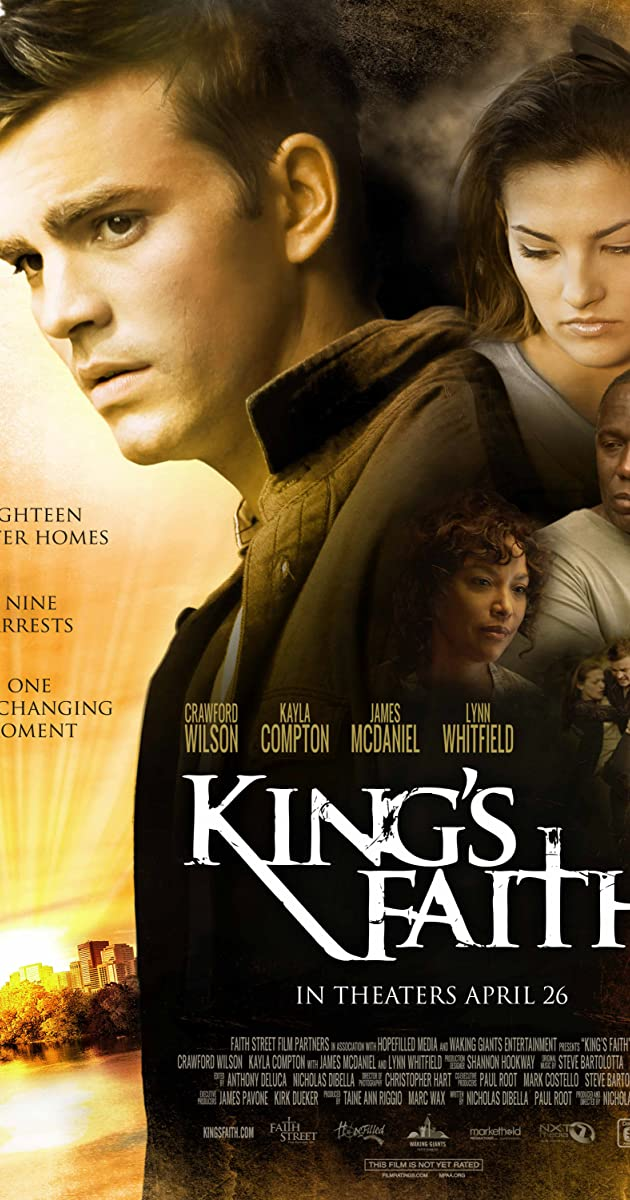 The film Faith, Hope, Love: actors and roles