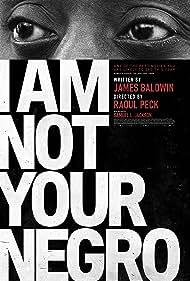 James Baldwin in I Am Not Your Negro (2016)