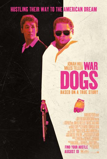 Karo šunys / War Dogs (2016) Online