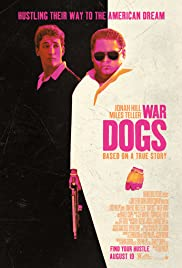 Play or Watch Movies for free War Dogs (2016)