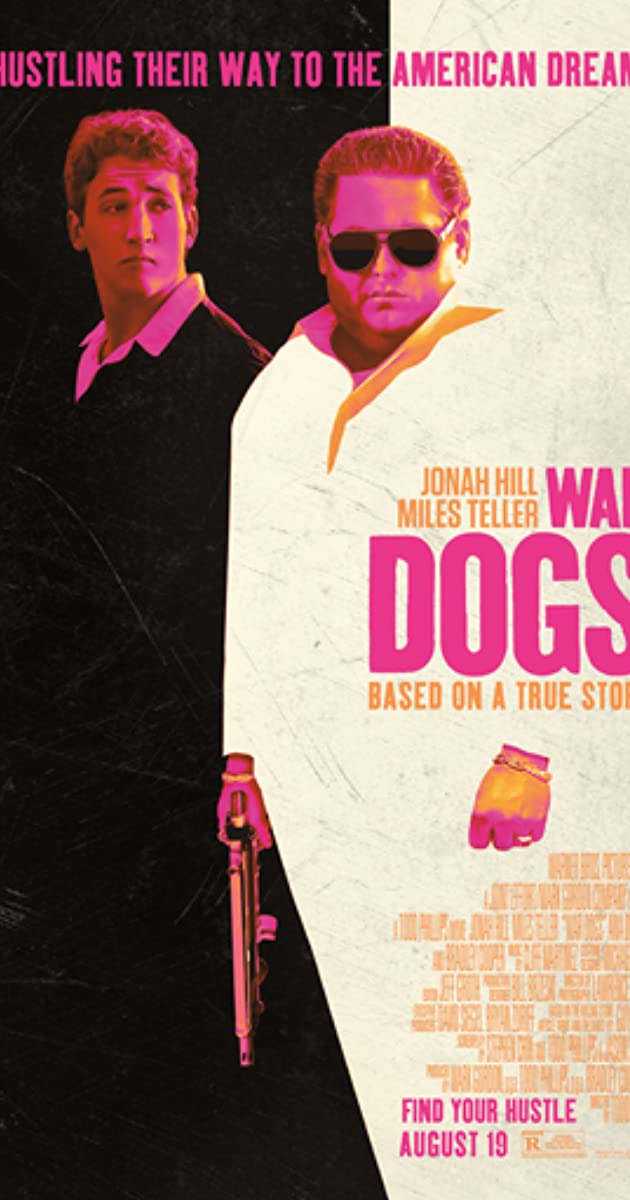 War Dogs Portuguese Subtitles