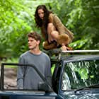 Kaya Scodelario and Jeremy Irvine in Now Is Good (2012)
