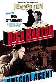 Dick Barton, Detective Poster