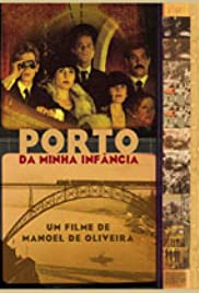 Porto of My Childhood Poster