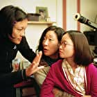 Sandra Oh, Mina Shum, and Valerie Tian in Long Life, Happiness & Prosperity (2002)