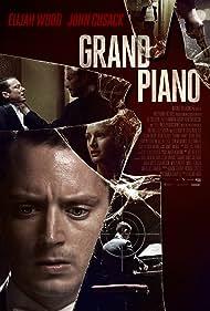 John Cusack and Elijah Wood in Grand Piano (2013)