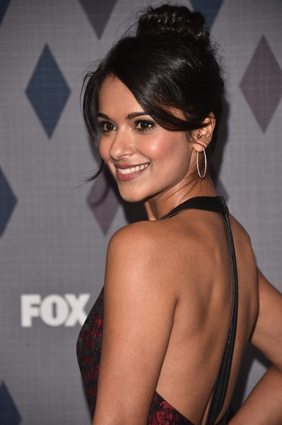 Actress Dilshad Vadsaria attends the FOX Winter TCA 2016 All-Star Party at The Langham Huntington Hotel on January 15, 2016 in Pasadena, California.