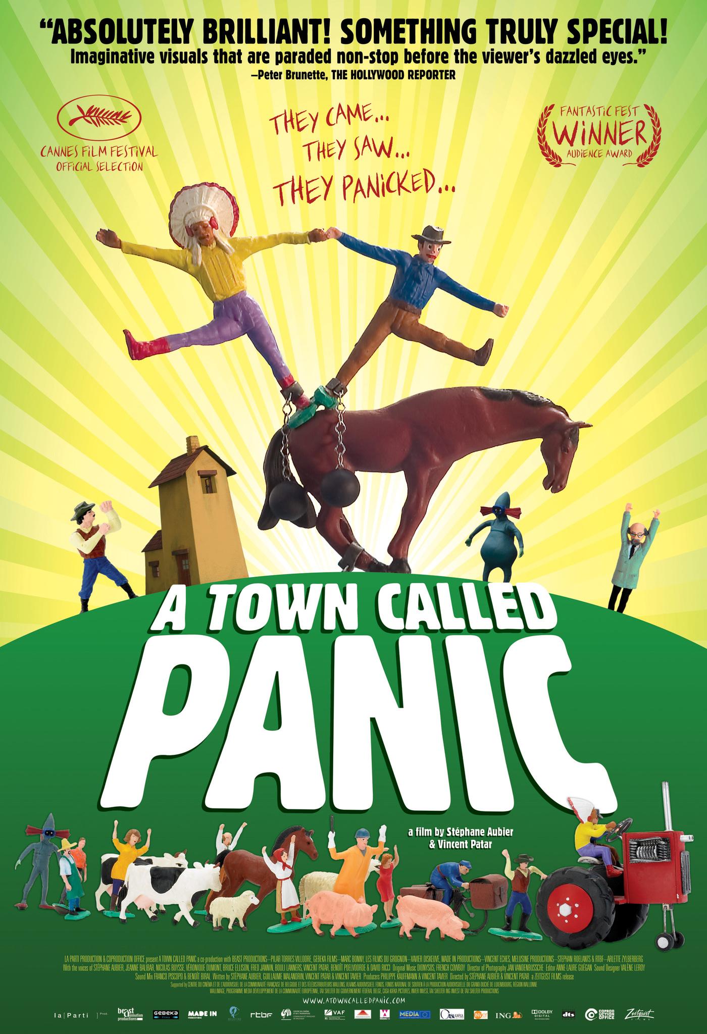 Panique au village (2009) - IMDb