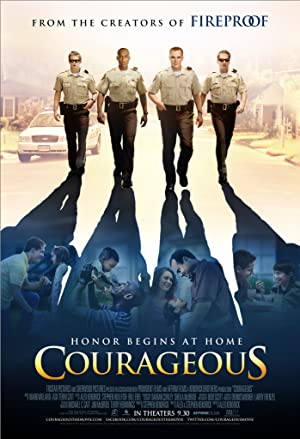 Where to stream Courageous
