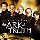 Claudia Black, Ben Browder, Christopher Judge, Michael Shanks, and Amanda Tapping in Stargate: The Ark of Truth (2008)