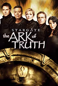 Primary photo for Stargate: The Ark of Truth