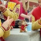 Justin Long, Kevin G. Schmidt, Chris Warren, and Bridgit Mendler in Alvin and the Chipmunks: The Squeakquel (2009)