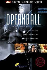 Opera Ball Poster