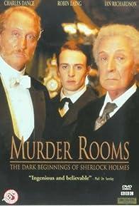 Primary photo for The Dark Beginnings of Sherlock Holmes: Part 1