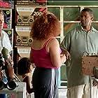 Denzel Washington, Christopher Walken, and Norma Martínez in Man on Fire (2004)