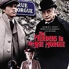 Val Kilmer, Rebecca De Mornay, and George C. Scott in The Murders in the Rue Morgue (1986)