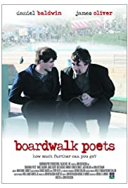 Boardwalk Poets Poster