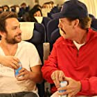 Charlie Day and Wade Boggs in It's Always Sunny in Philadelphia (2005)