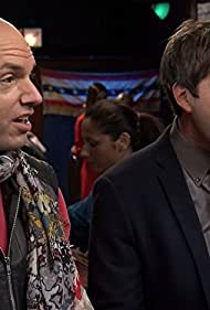 Mark Duplass and Paul Scheer in The League (2009)