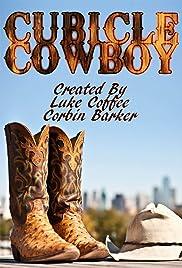 Cubicle Cowboy Poster