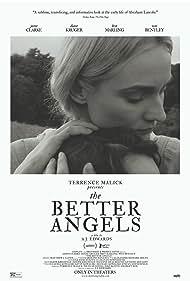 Diane Kruger and Braydon Denney in The Better Angels (2014)