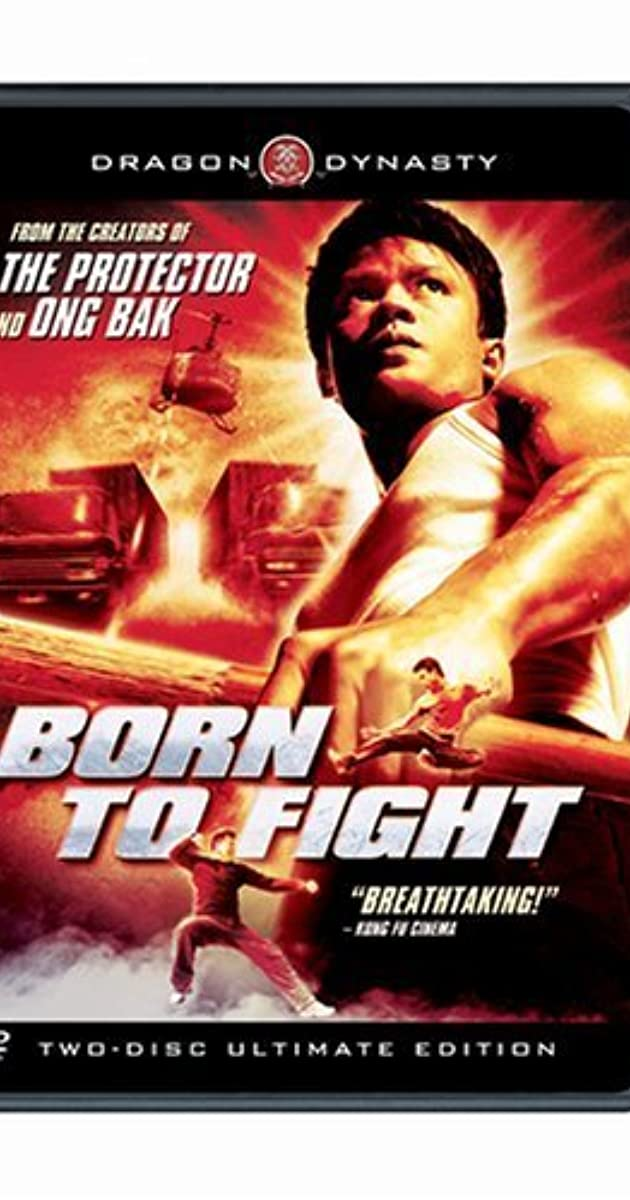 Born to Fight 2004 Movie poster