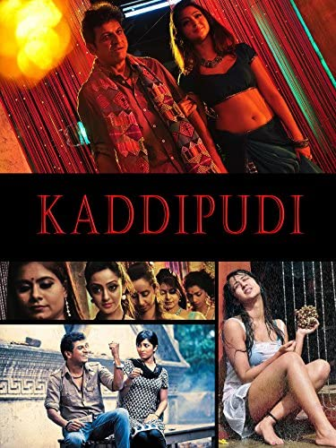 Kaddipudi 2013 UNCUT 720p HEVC HDRip Dual Audio Hindi or Kannada 700MB