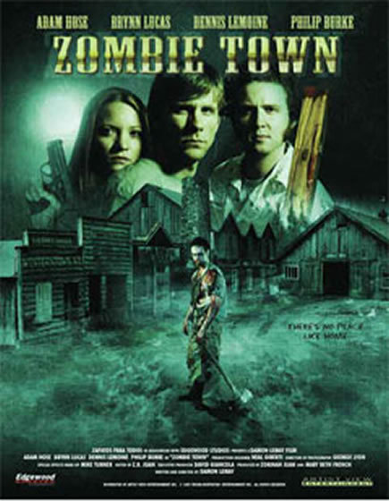 Zombie Town hd on soap2day