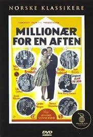Millionær for en aften Poster